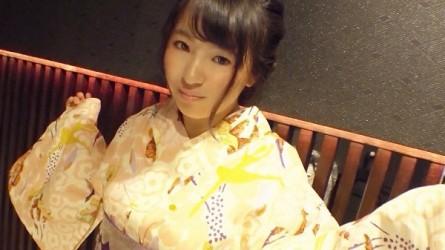 S-Cute-tat_034 巨乳かわい子ちゃんの浴衣乱れるハメ撮りH/Mana