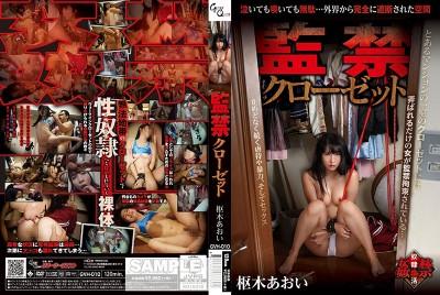 GVH-010 Confinement Closet, Aoi Kururugi