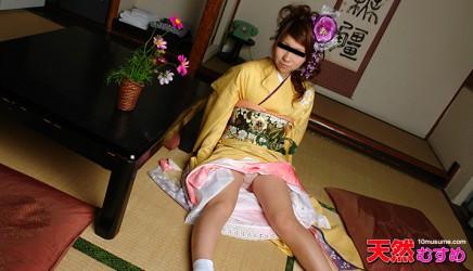 10mu-010811_01 新成人のお祝いに大人のSEX初体験! 向井希