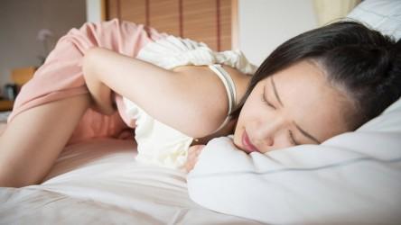 S-CUTE-358_MAKOTO_04 照れる彼女の添い寝オナ/Makoto