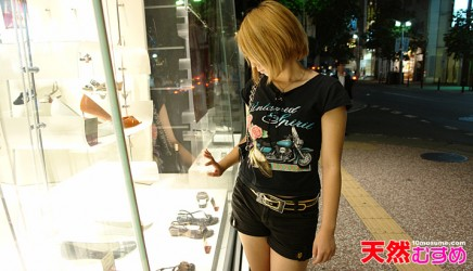 10mu-070511_01 ミステリアス金髪美女と夜景H
