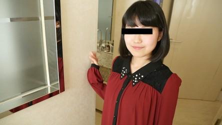 10mu-011021_01 藤井佳奈 真面目にしか見えない娘が、実は淫乱ド変態だった